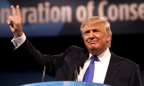 Donald Trump´s